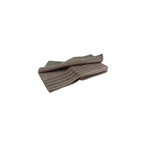 Ręcznik Berlin Chocolate, 70x140 cm