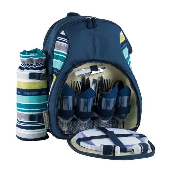 Plecak piknikowy na 4 osoby Navigate Atlantic