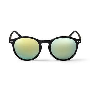 Czarne okulary przeciwsłoneczne Cheapo Mavericks