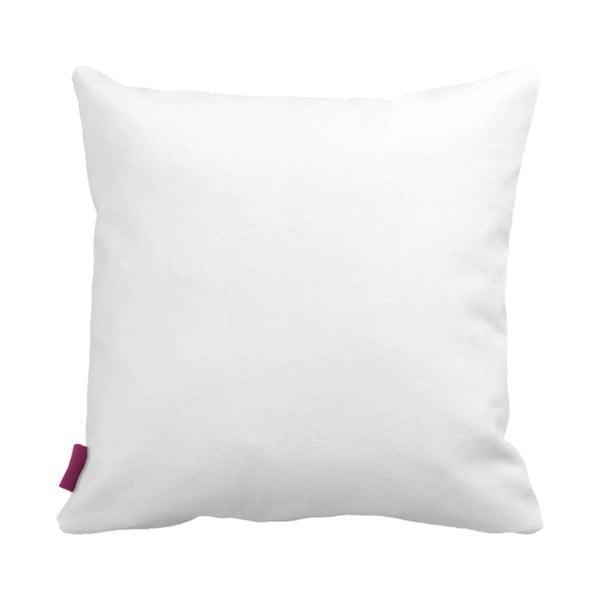 Czarno-biała  poduszka Homemania Mrs. Always Right,43x43cm