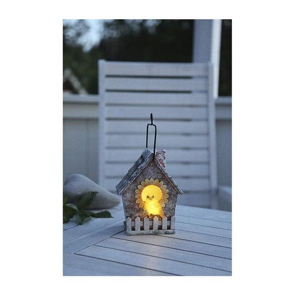 Dekoracja ogrodowa LED Best Season Housebird