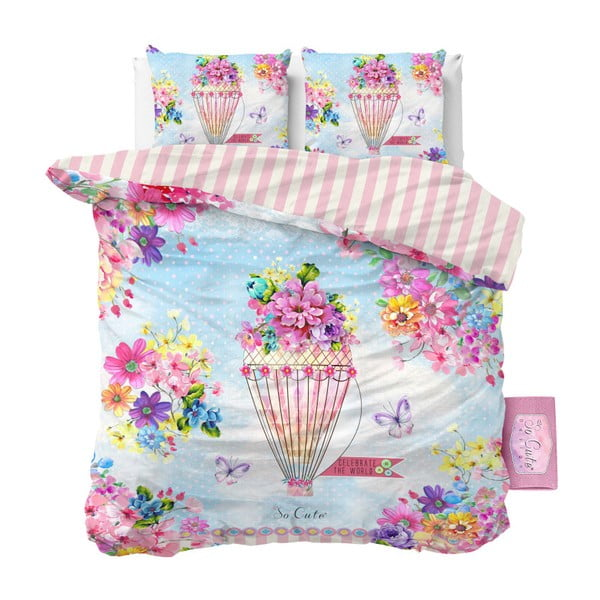 Pościel bawełniana Dreamhouse So Cute Mya, 240x220cm