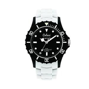 Zegarek Colori 48 White/Black