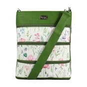 Zielono-beżowa torebka Dara bags Dariana Big No.2008