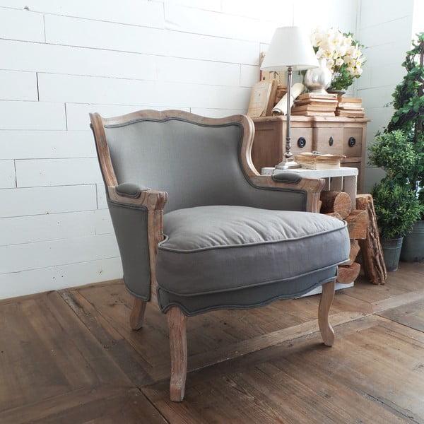 Fotel Pisa Grey