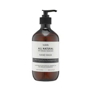 Naturalne mydło do rąk o zapachu pomarańczy i różowego grapefruita Ladelle