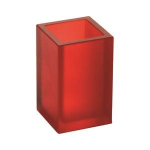Niezniszczalny wazon Ivasi Medium, czerwony