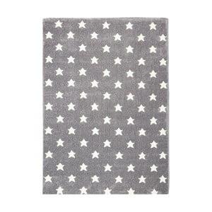 Szary dywan dziecięcy Happy Rugs Stardust, 120x180 cm