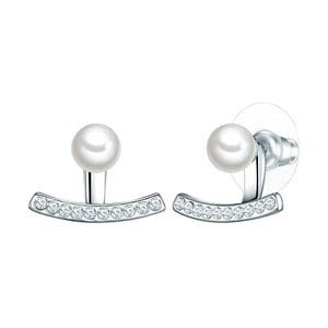 Perłowe kolczyki Iri, perła 6 mm
