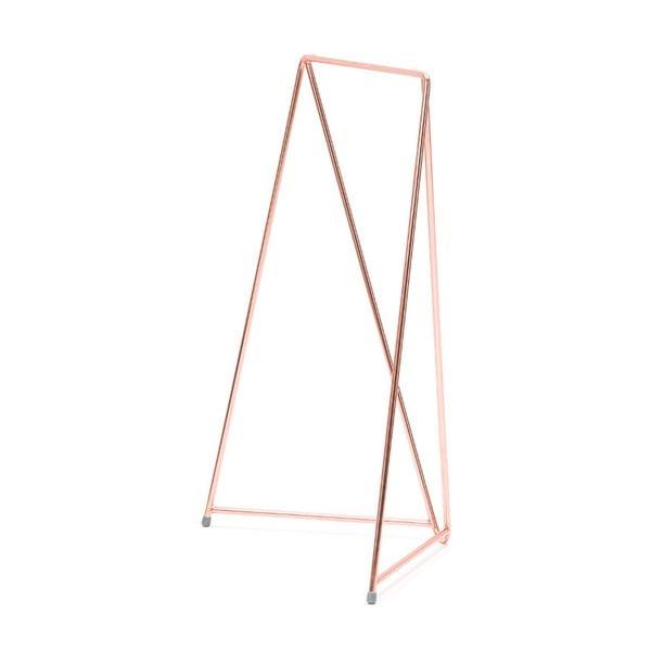 Podstawa stołu Narrow Copper, 70x55 cm