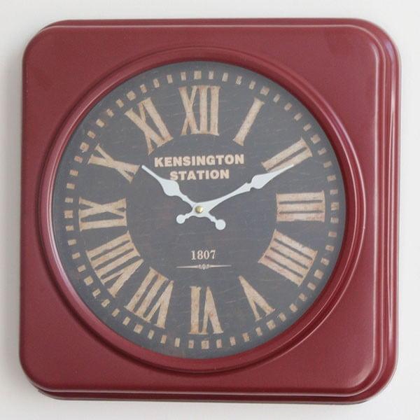 Metalowy zegar Celebres, 35 cm