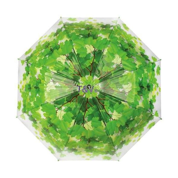 Parasol Ambiance Feuilles, ⌀ 92,5 cm