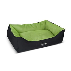 Legowisko dla psa Expedition Bed 75x60 cm, limonkowy