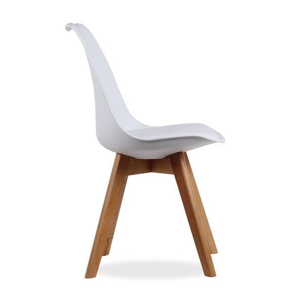 Krzesło Beech Tulipa Blanc
