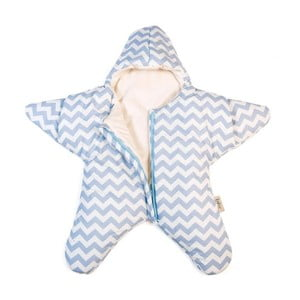 Śpiworek dla malucha Star Light Blue M