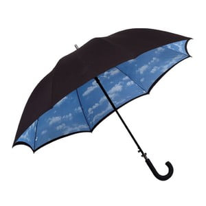 Parasol Falcoen Noir Nuage