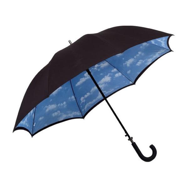 Parasol Ambiance Falcoen Noir Nuage