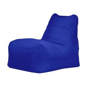 Niebieski worek do siedzenia Sit and Chill Jolo
