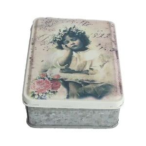 Metalowe pudełko Antic Line Angel