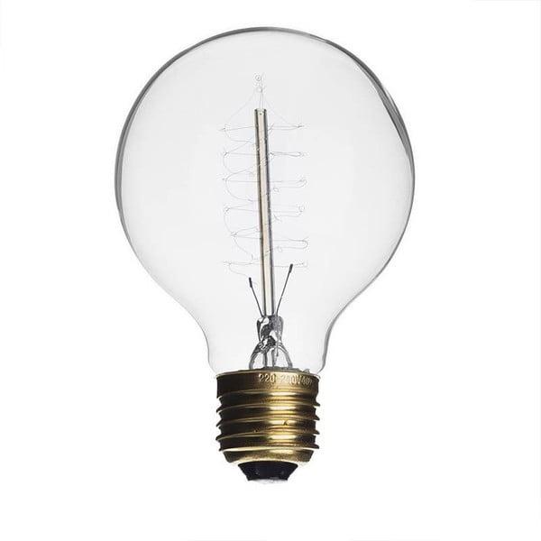 Żarówka Edison Clear G125 / E27 / 40W