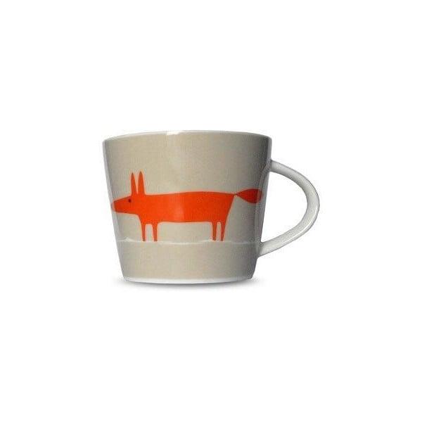 Kubek MAKE International Mr. Fox Orange/Neutral, 250 ml