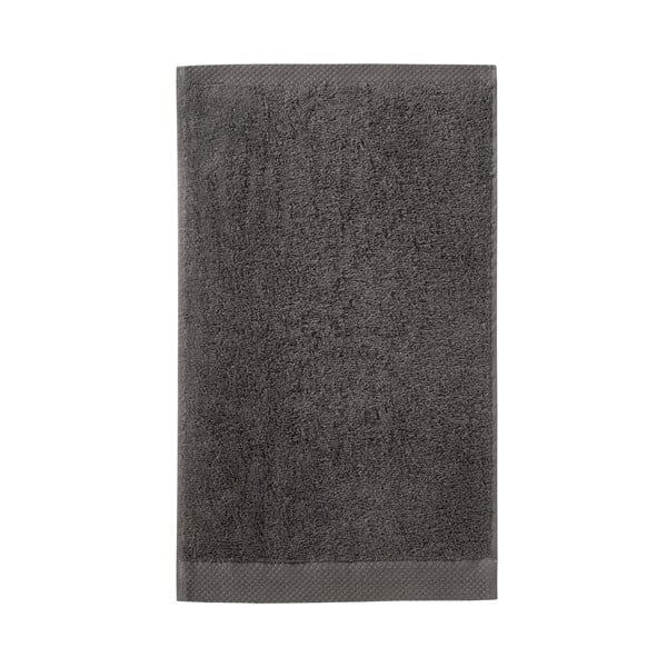 Komplet   3 ręczników Pure Basalt, 30x50 cm
