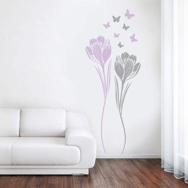 Naklejka Tulipany, 70x50 cm