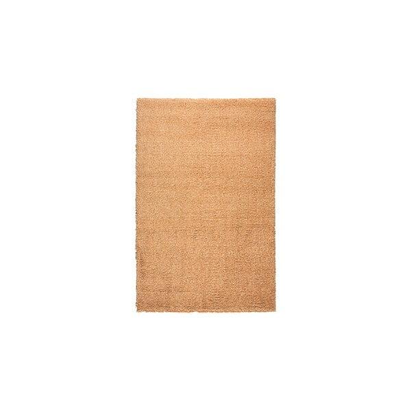 Dywan wełniany Dama no. 611, 60x120 cm, pomarańczowy
