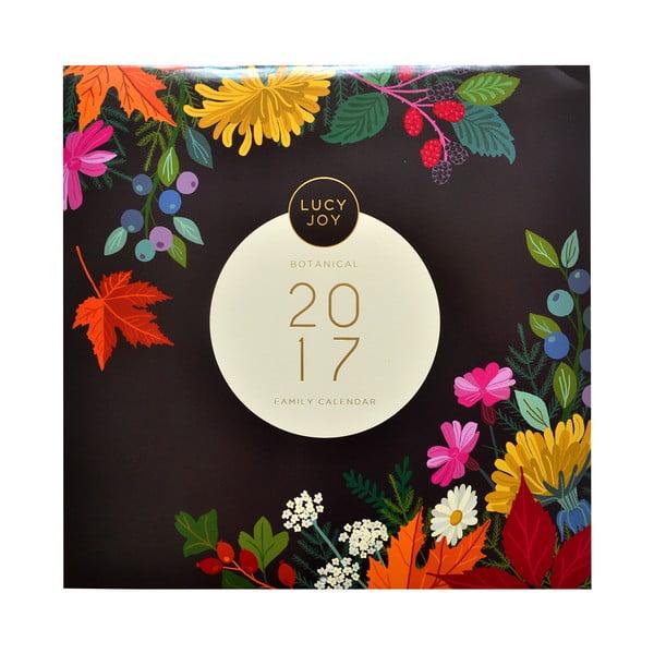 Kalendarz rodzinny Portico Designs Lucy Joy