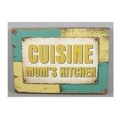Drewniana tablica Cuisine 40x28 cm