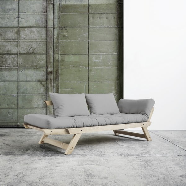 Sofa Karup Bebop Natural/Gris