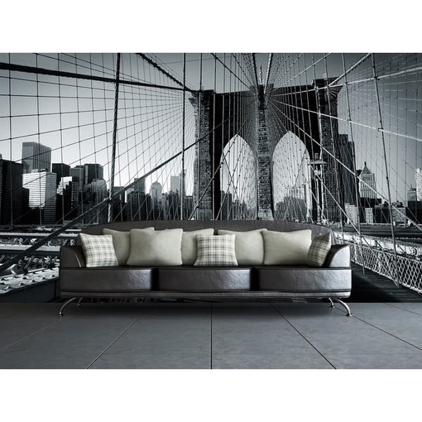 Tapeta New York Bridge, 315x232 cm