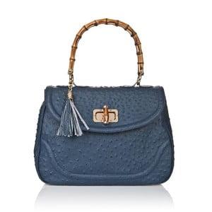 Skórzana torebka Bamboo Blue
