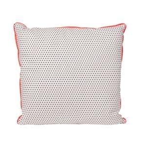 Poduszka Dots Square Grey, 45x45 cm