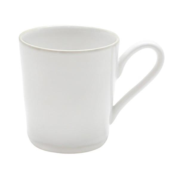Biały kubek ceramiczny Costa Nova Astoria, 350 ml