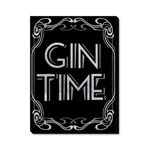 Obraz Global Art Production Gin time, 30x40cm
