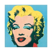 Obraz Andy Warhol - Marylin 1967, 25x25 cm