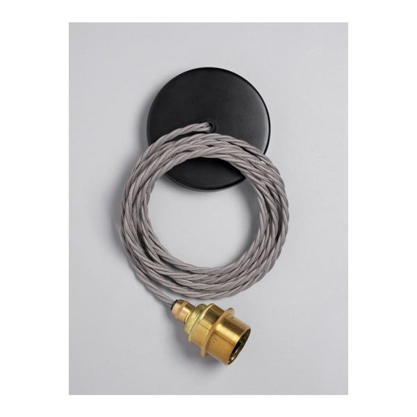 Kabel Brass Elephant Grey