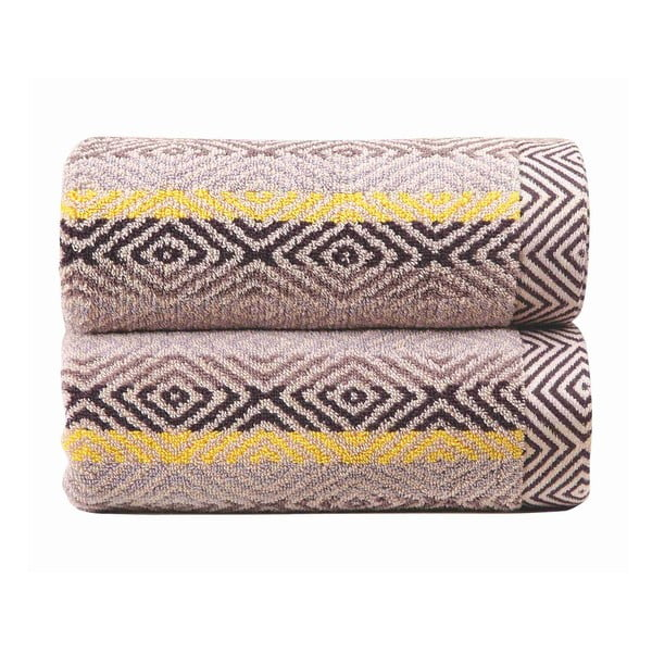 Ręcznik Sorema Diamonds, 50x100 cm