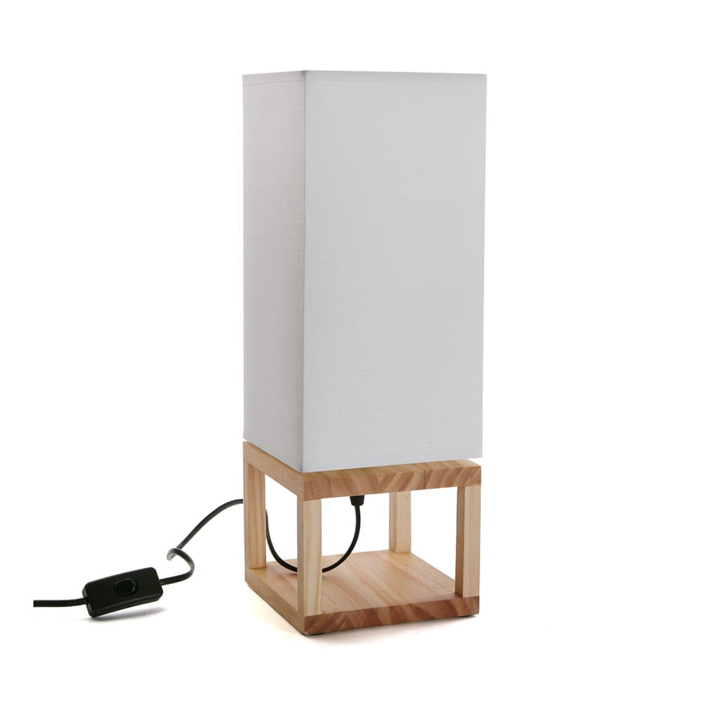 Lampa stołowa Versa Cube