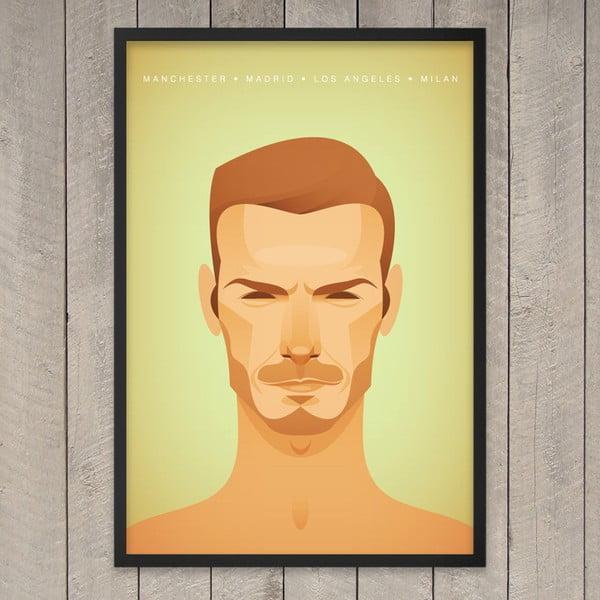 """Plakat """"David"""", 29,7x42 cm"""