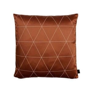 Poduszka z wypełnieniem Neon Hills Copper, 50x50 cm