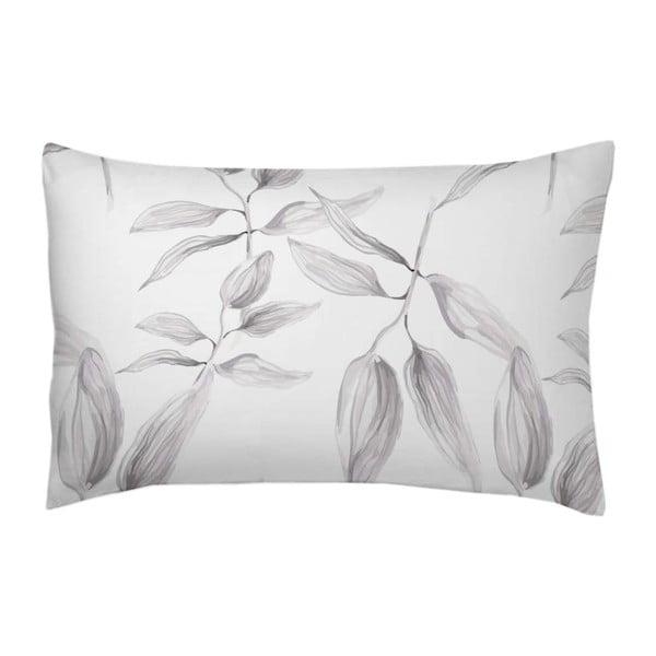 Poszewka na poduszkę Gabrielle Gris, 70x90 cm