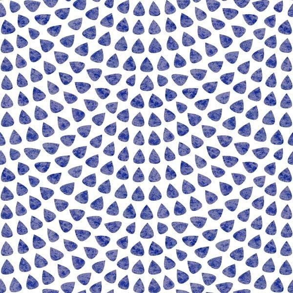 Pościel Mosaico Azul, 200x200 cm