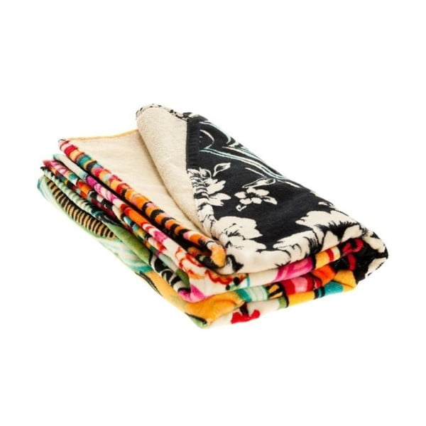 Ręcznik DESIGUAL Black & White, 95x150 cm