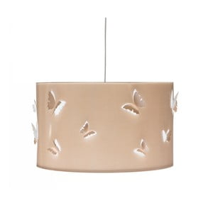 Kremowa lampa wisząca Creative Lightings Butterfly