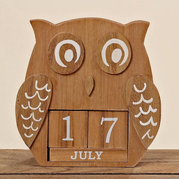 Kalendarz Owl