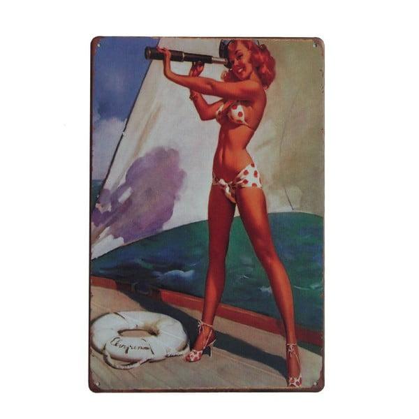 Tablica Sailor, 20x30 cm