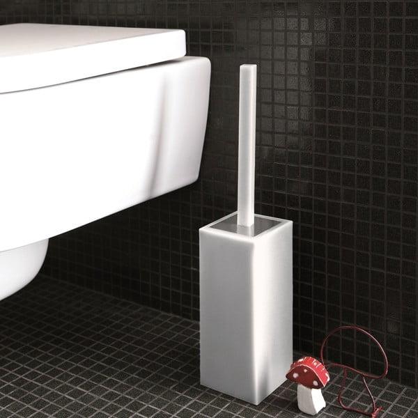 Niezniszczalna szczotka łazienkowa Portascopino, biała