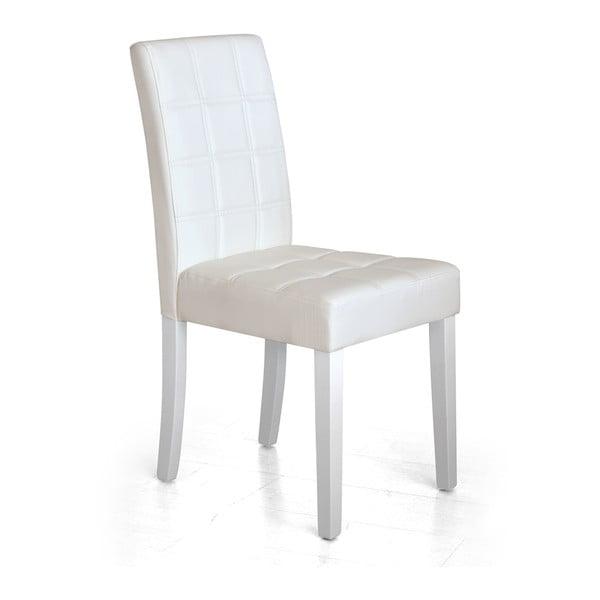 Krzesło Yari, białe